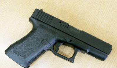 Policjant zastrzelił się z własnej broni