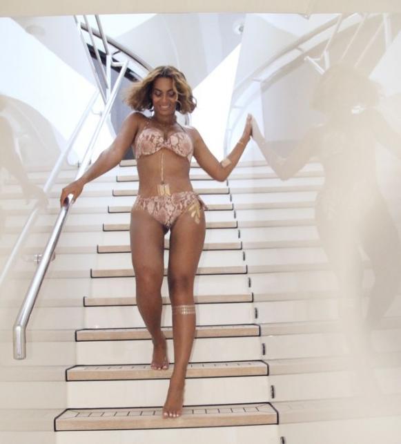 Beyonce nie taka perfekcyjna?