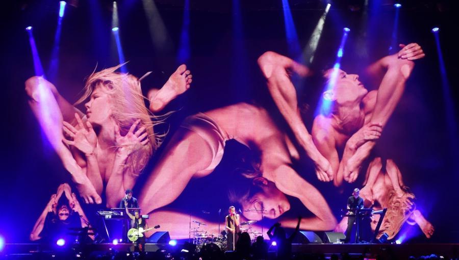 Depeche Mode prosto Berlina na DVD