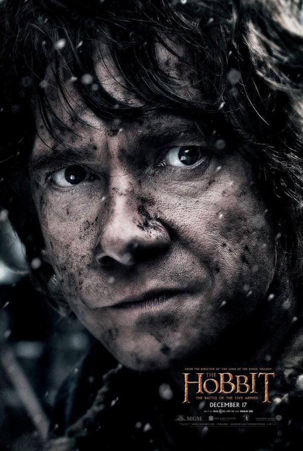 Martin Freeman jako Bilbo
