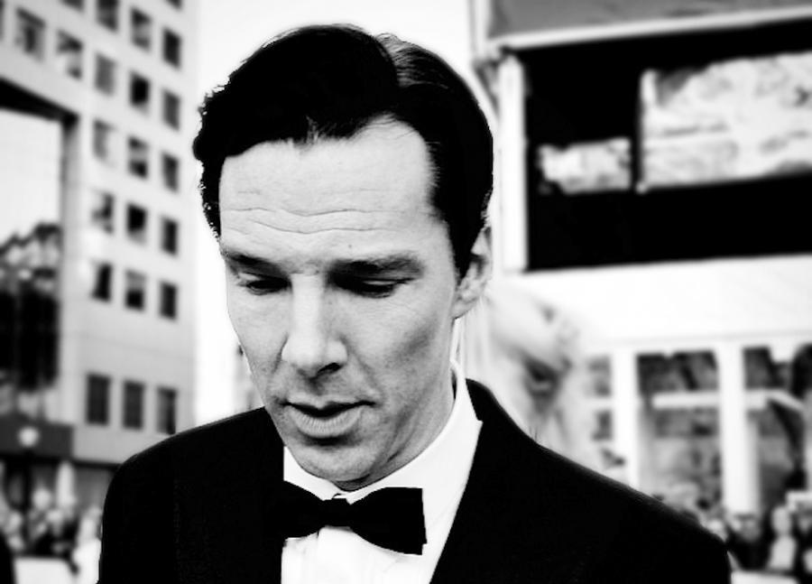 Benedict Cumberbatch ma syna