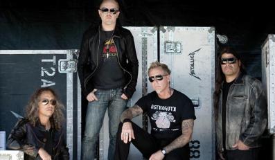 Metallica uczci Dzień sklepu płytowego w oryginalny sposób