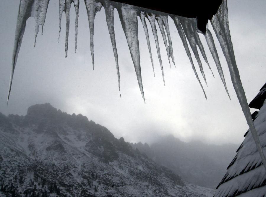 Tatry: dwie noce w śniegu po upadku