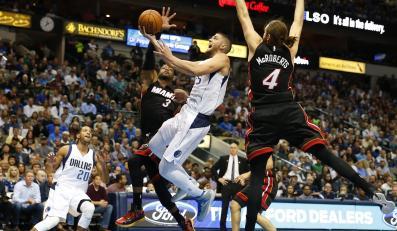 Dallas Mavericks - Miami Heat