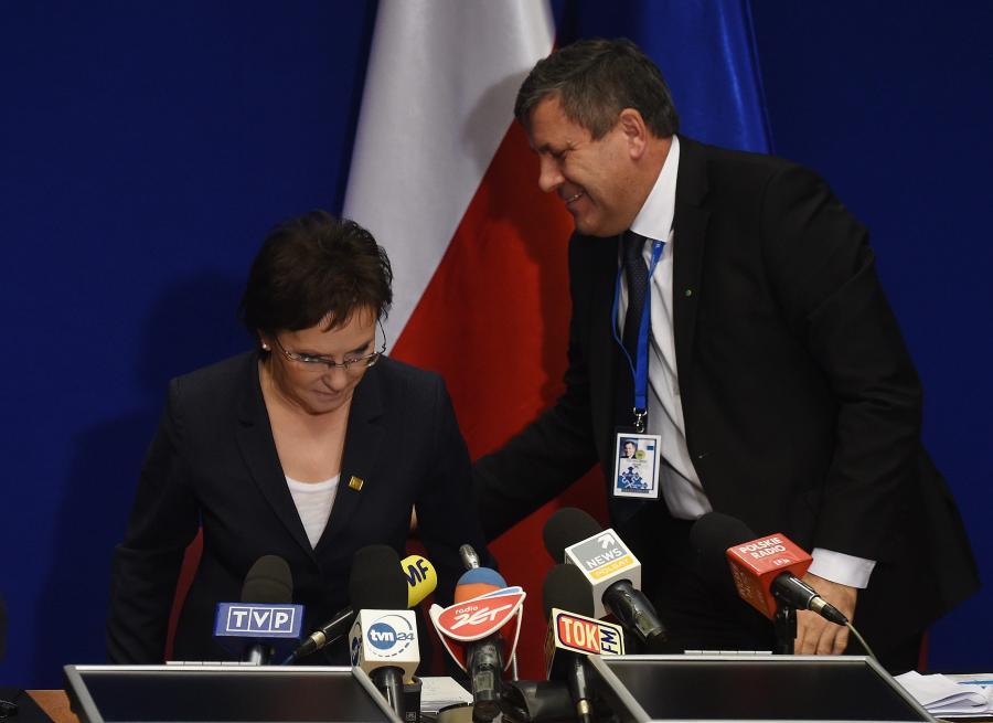 Ewa Kopacz, Janusz Piechociński