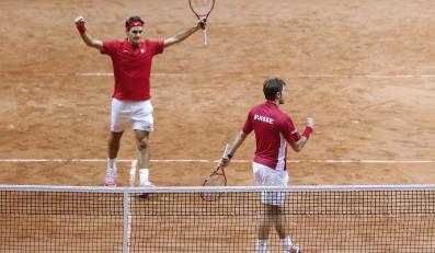 Roger Federer i Stanislas Wawrinka