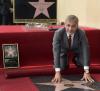 Christoph Waltz odsłonił swoją gwiazdę w hollywoodzkiej Alei Gwiazd