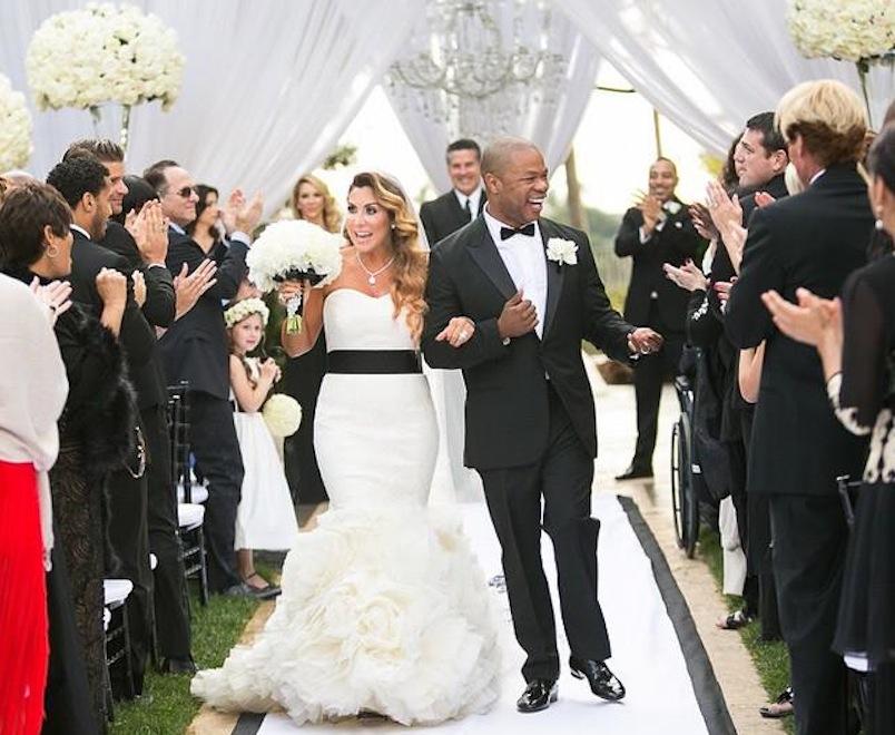 Xzibita i Kristy Joiner ślub z niespodzianką