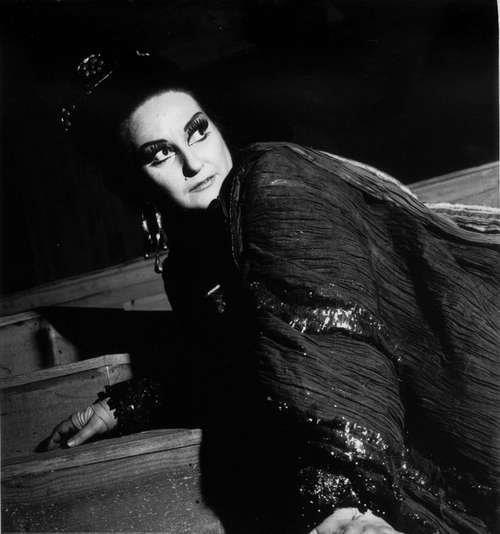 Montserrat Caballe –legenda sceny operowej