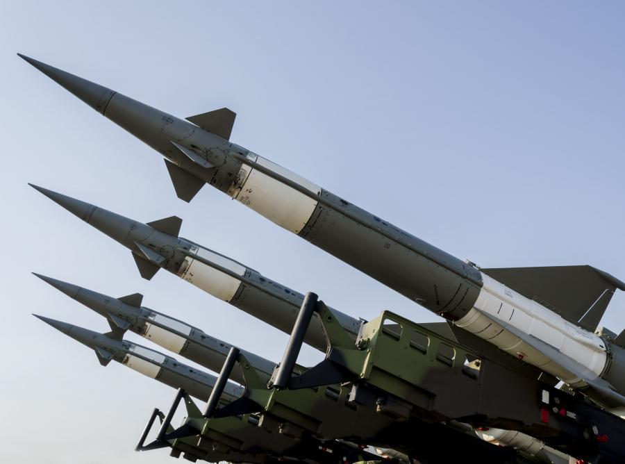 Rosyjskie rakiety