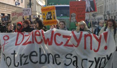 Czy Manifa ma twarz przeciętnej Polki?