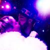 Miley Cyrus całuje noworocznie Patricka Schwarzeneggera