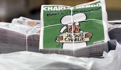 Najnowszy numer tygodnika Charlie Hebdo