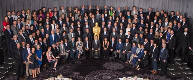 Nominowani do nagród Amerykańskiej Akademii Filmowej 2015