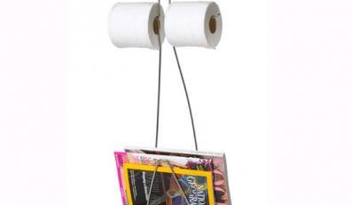 Gdy toaleta jest twoją czytelnią...