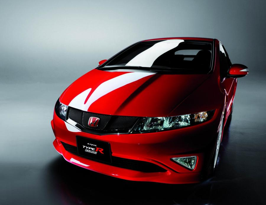 Honda - z Europy do Japonii
