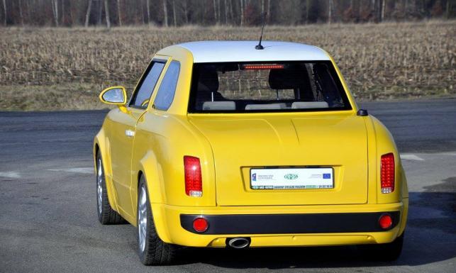 Tak wygląda i jeździ NOWA syrenka z AMZ Kutno! Na rynku już za rok? ZDJĘCIA