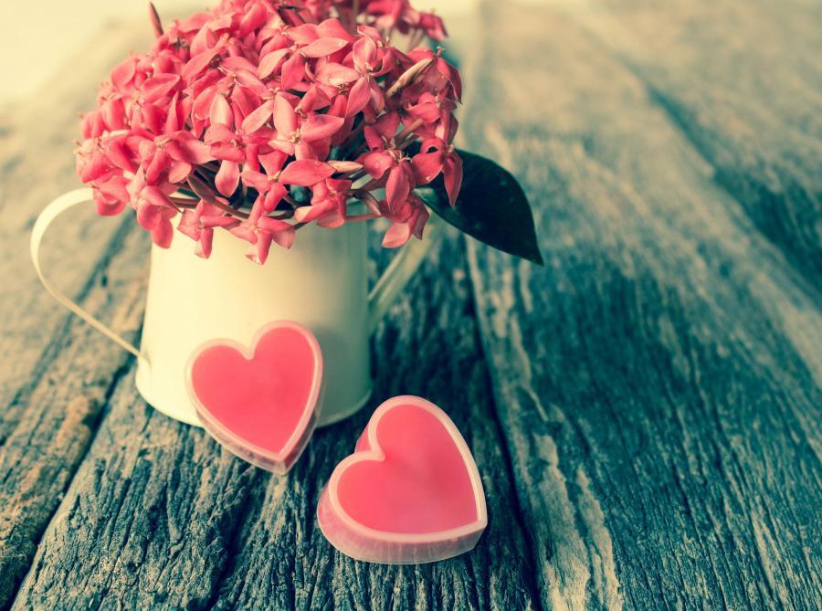 Walentynkowy upominek