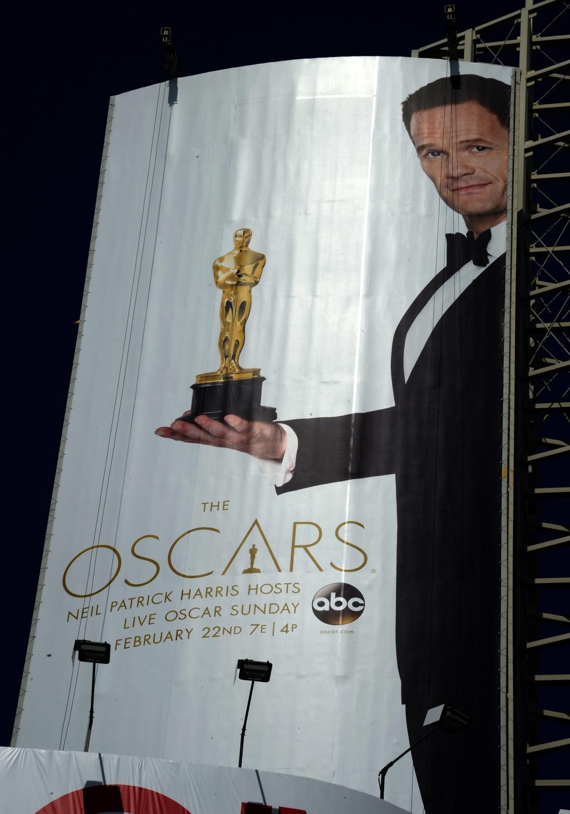 Oscary jużpo raz 88!