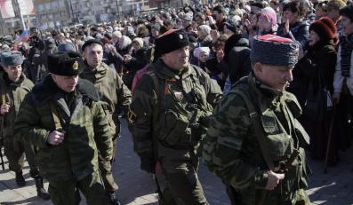 Separatyści z Doniecka