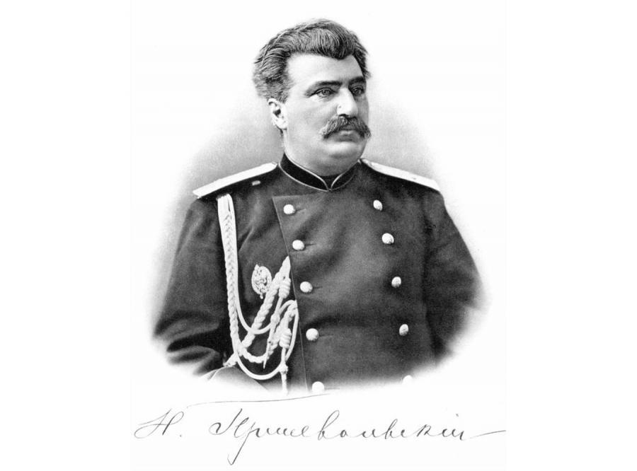 Nikołaj Michajłowicz Przewalski
