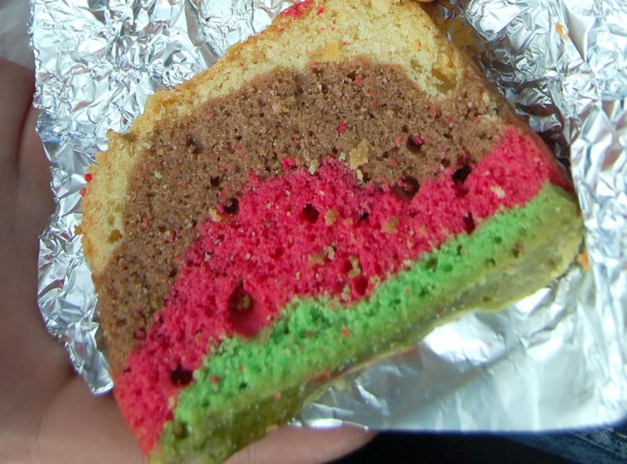 Takie ciasto to tylko w Holandii