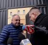 Mirosław P. wychodzi na wolność. Zobacz, jak opuszczał areszt
