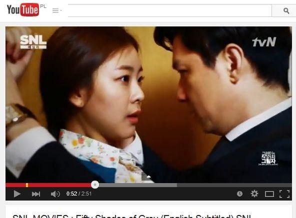 koreańska parodia \