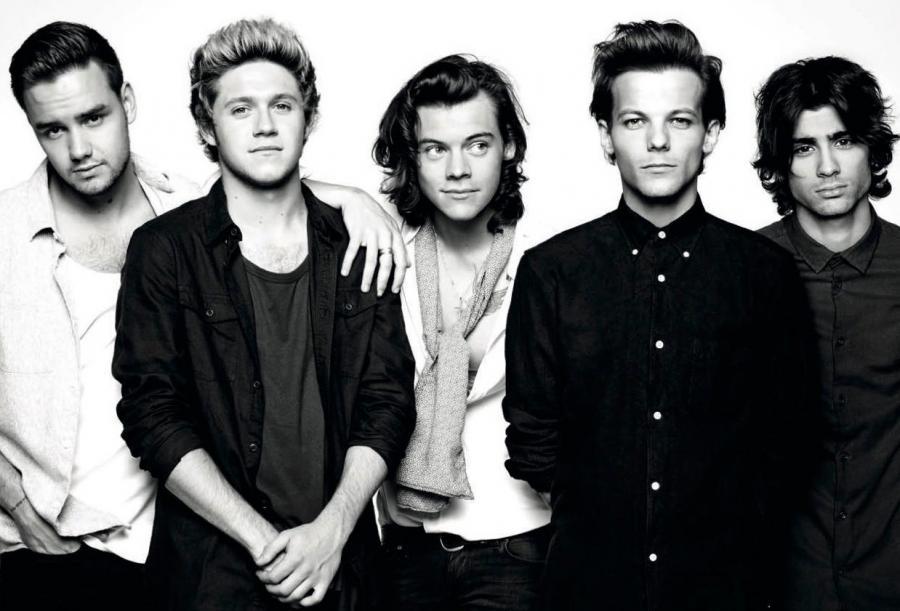 2 - 6. One Direction, czyli Niall Horan, Zayn Malik, Liam Payne, Harry Styles i Louis Tomlinson po 25 milionów funtów każdy
