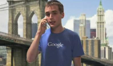 Google działa na głos, w iPhonie