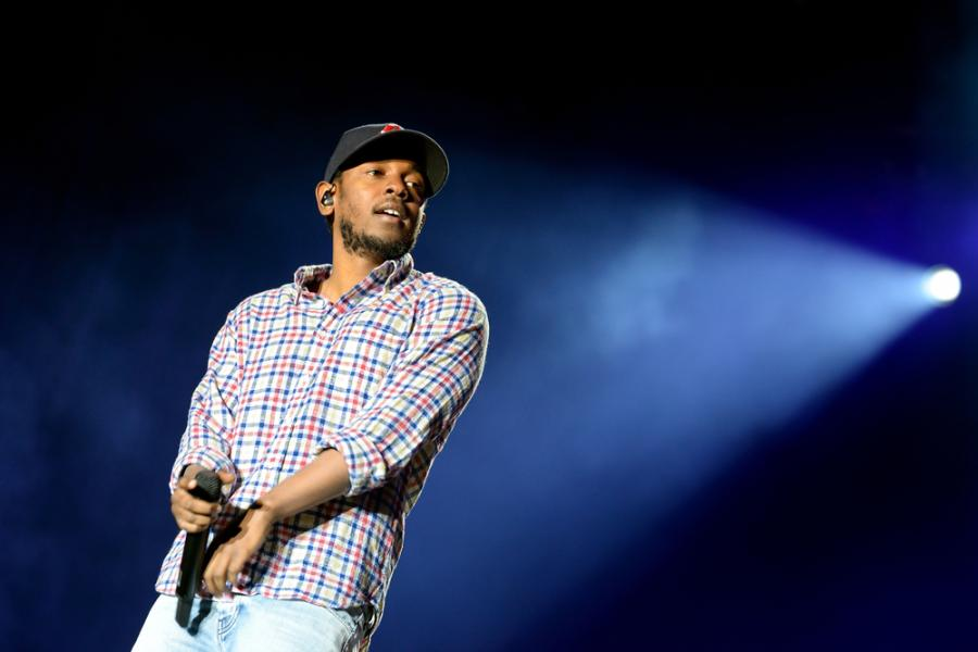 Kendrick Lamar prezentuje \