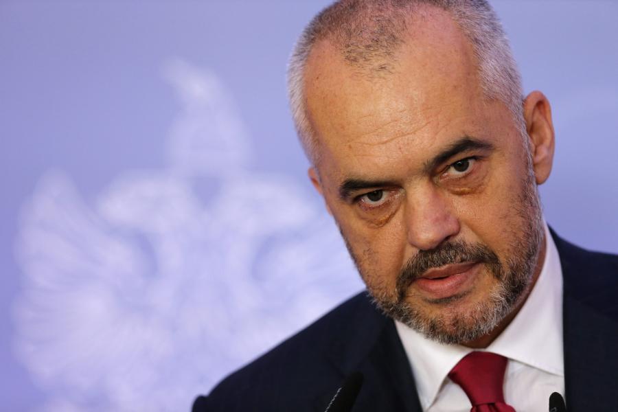 Premier Edi Rama