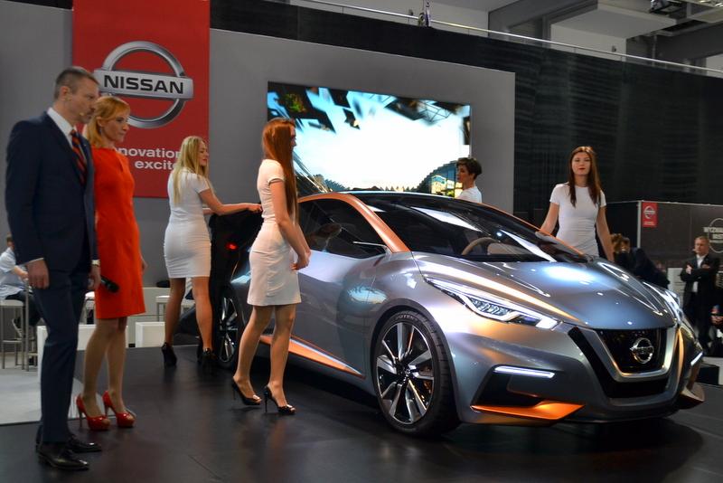 Nissan sway - zapowiadał nową micrę