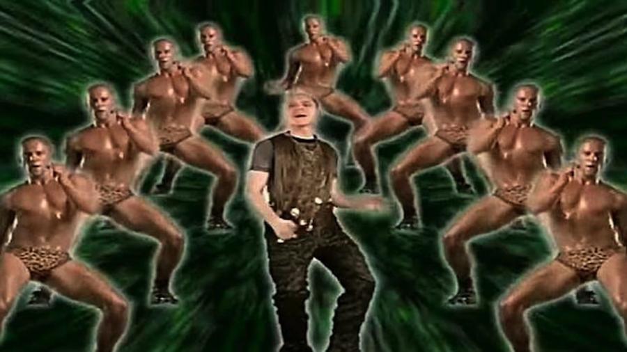 Taneczne początki kariery Jasona Stathama...