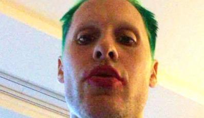 Oto zielonowłosy Joker Jareda Leto