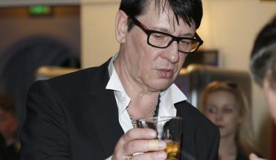 Maciej Maleńczuk na Fryderykach 2015