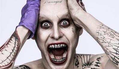 Jared Leto Jokerem w pełnej krasie