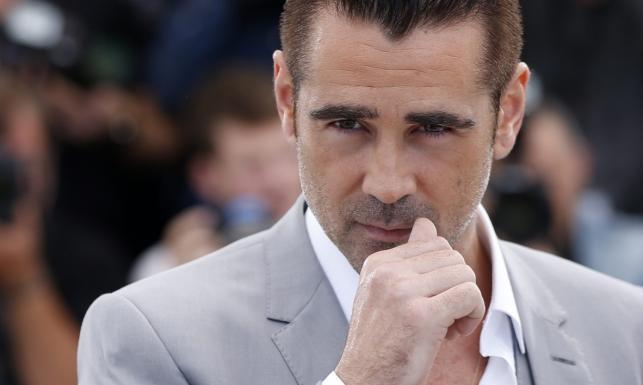 Colin Farrell przystojny i elegancki w Cannes. Dawno nie był w takiej formie [ZDJĘCIA]