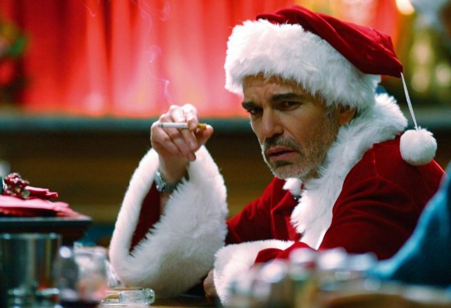 Billy Bob Thornton znów chce być Złym Mikołajem