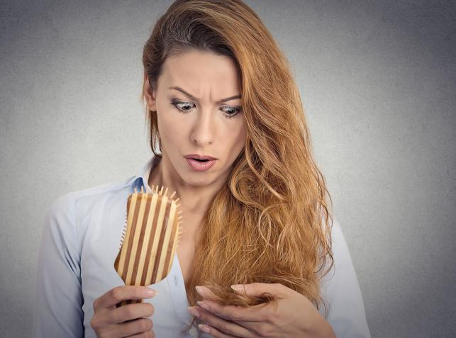 dieta gdy wypadają włosy