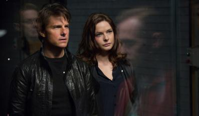 "Rebecca Ferguson wraca do ""Mission: Impossible 6"""