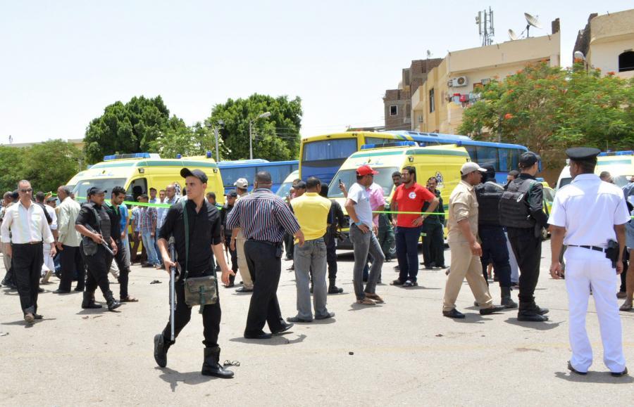 Zamach w Luksorze
