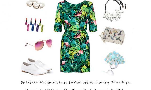 fb982c539c Kobiece lato w mieście  STYLIZACJE z sukienkami - Zdjęcie 4 ...