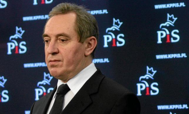 HENRYK KOWALCZYK, minister finansów, minister rolnictwa