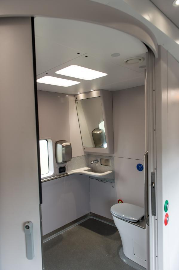 Toaleta w Darcie