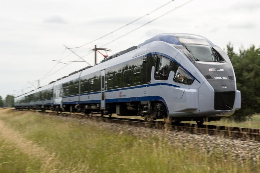 Nowy polski pociąg