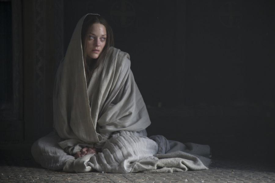 Marion Cotillard wciela się w postać Lady Makbet