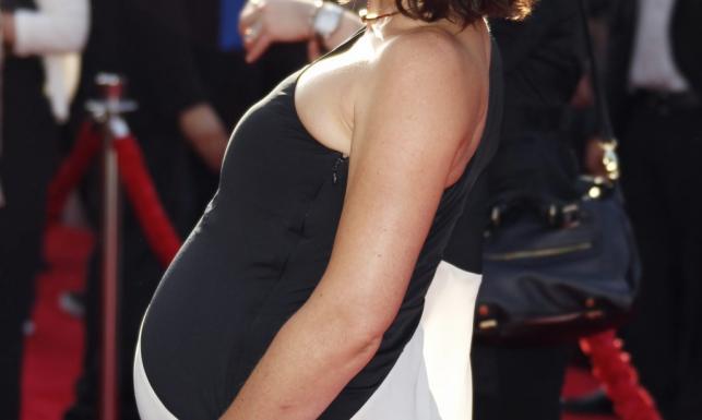Najbardziej zaskakująca ciąża Hollywood?