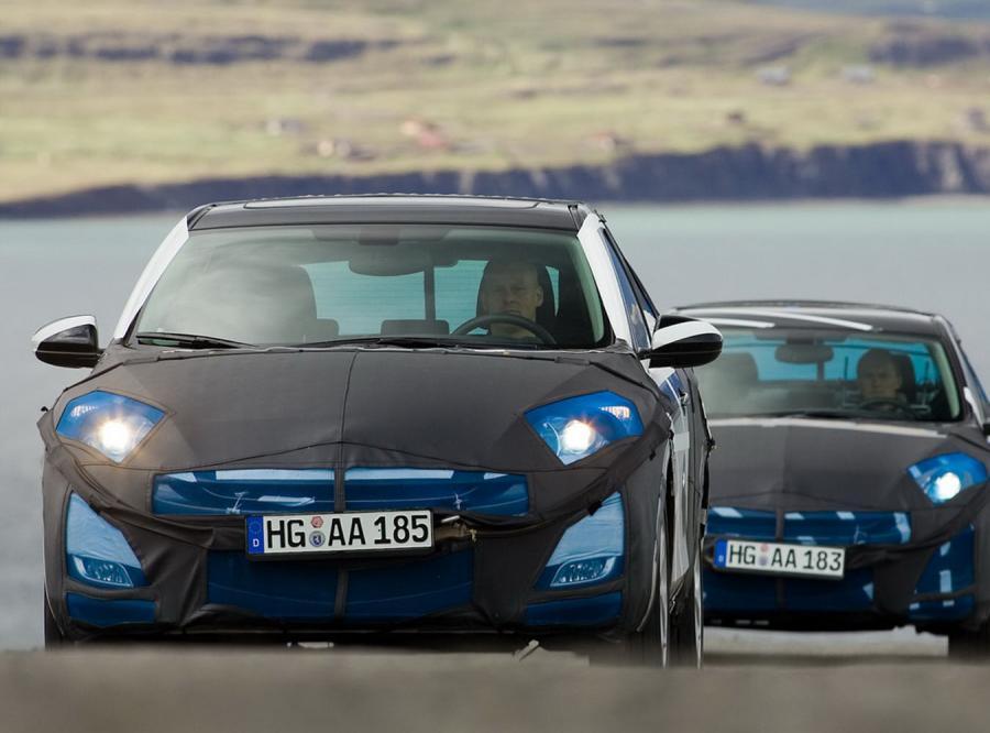 Mazda na którą polują szpiedzy