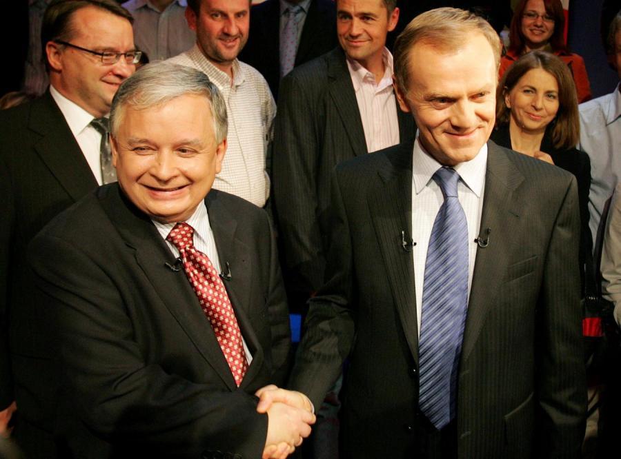 Premier: Prezydentura Kaczyńskiego nie jest ani dobra, ani zła